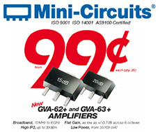Mini-Circuits PGA Pop Up
