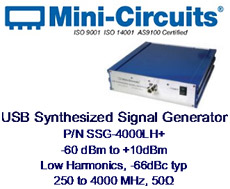 Mini-Circuits SSG-4000