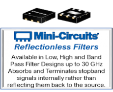 MINI-CIRCUITS OFFERS FREE X-PARAMETERS FOR SURFACE-MOUNT AMPLIFIERS